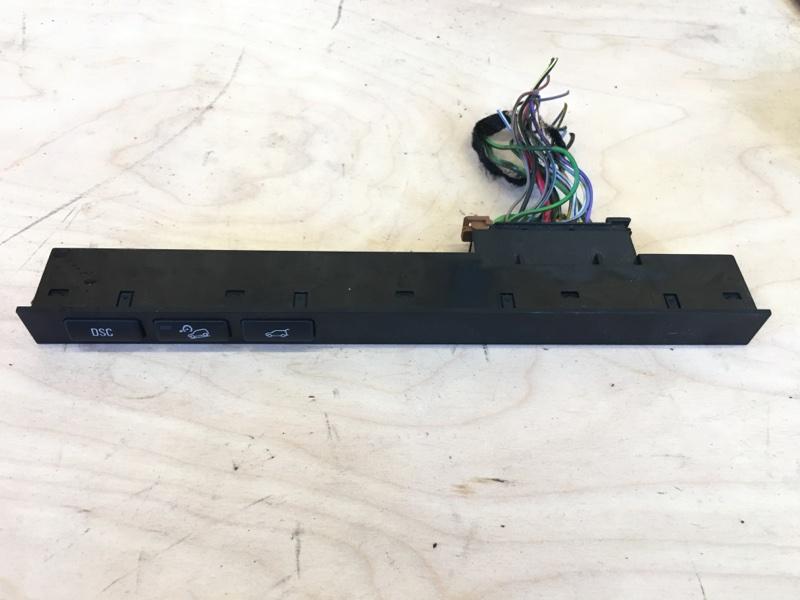 Блок управления комфортом Bmw X5 E53 M54B30 2003