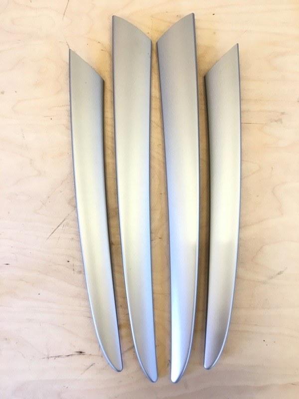 Накладка на обшивку двери Bmw X5 E53 M54B30 2003