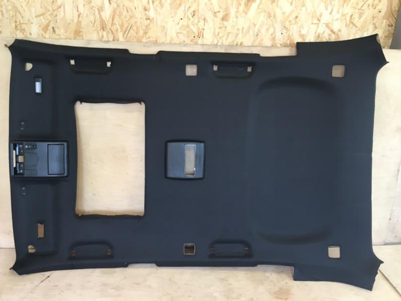 Обшивка потолка Bmw X5 E53 M54B30 2003
