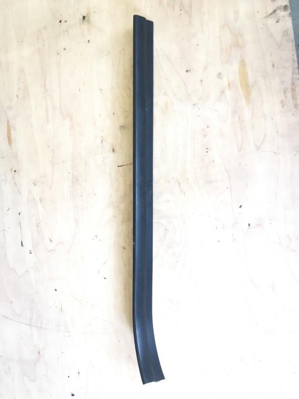 Накладка на порог Bmw X5 E53 M54B30 2003 передняя левая