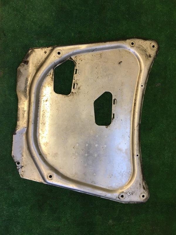 Защита двигателя Bmw X5 E53 M54B30 2003