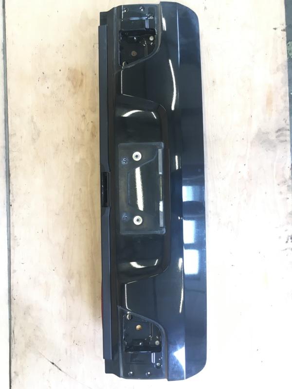 Крышка багажника Bmw X5 E53 M54B30 2003
