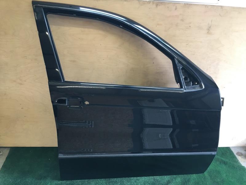Дверь Bmw X5 E53 M54B30 2003 передняя правая