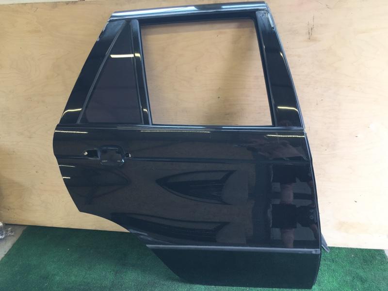 Дверь Bmw X5 E53 M54B30 2003 задняя правая