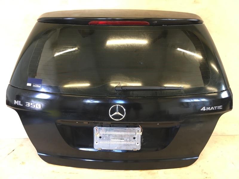 Крышка багажника Mercedes Benz 164.186 Ml350 4Matic W164 M272E35 2008