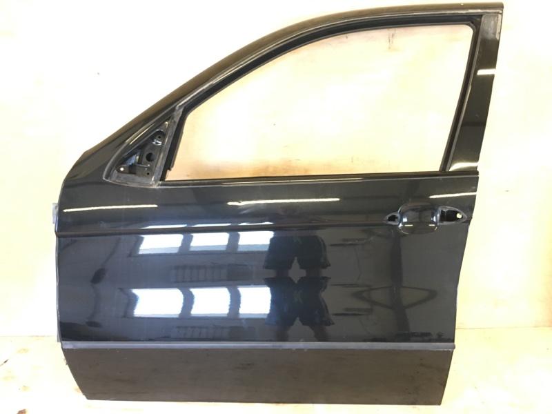 Дверь Bmw X5 E53 M54B30 2003 передняя левая