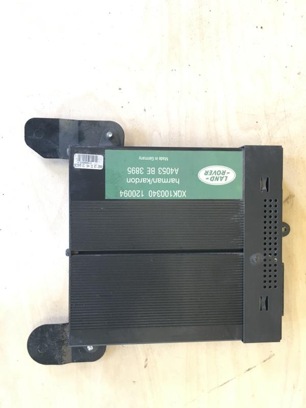Усилитель аудиосистемы Land Rover Range Rover P38A M57D25 1996
