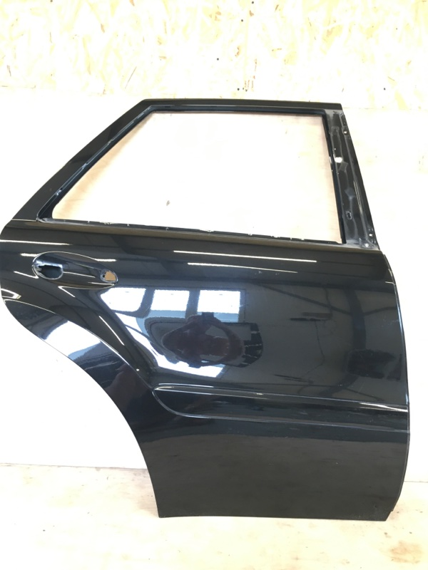 Дверь Mercedes Benz 164.186 Ml350 4Matic W164 M272E35 2008 задняя правая