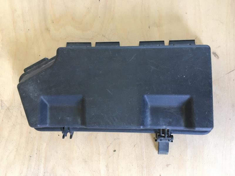 Крышка блока предохранителей Mercedes Benz 164.186 Ml350 4Matic W164.186 M272E35 2005