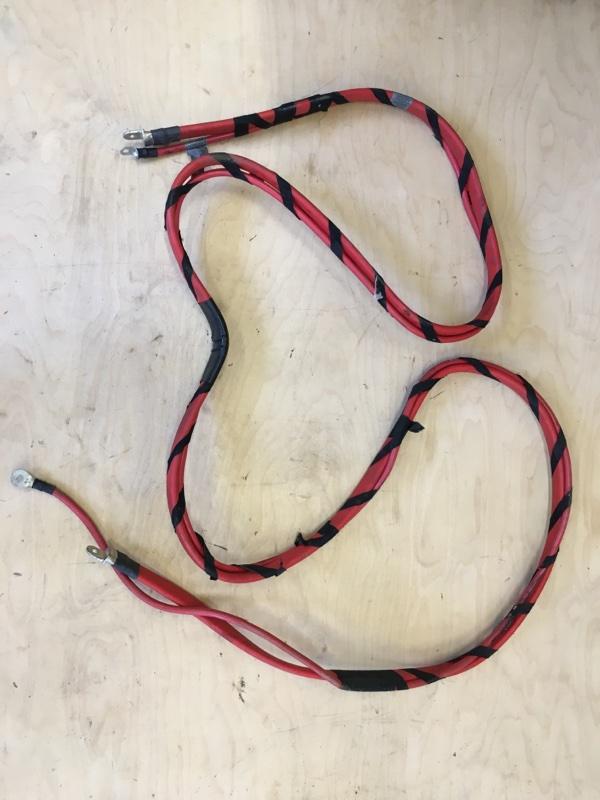 Высоковольтный кабель Bmw 7-Series E65 N62B44A 2003