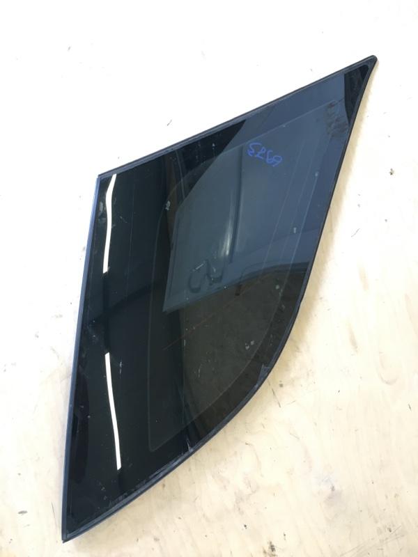 Стекло собачника Mercedes Benz 164.186 Ml350 4Matic W164 M272E35 2008 правое