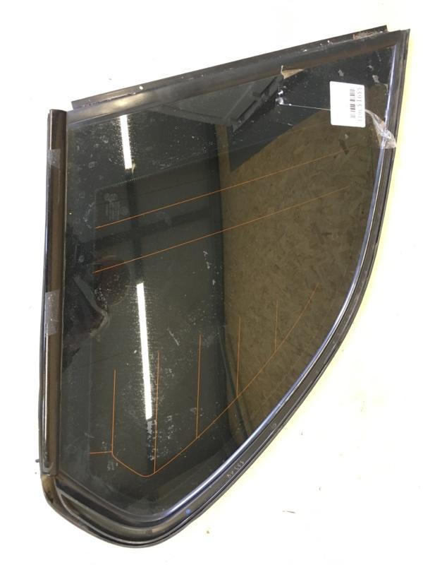 Форточка багажника Bmw X5 E53 N62B44 2006 задняя левая