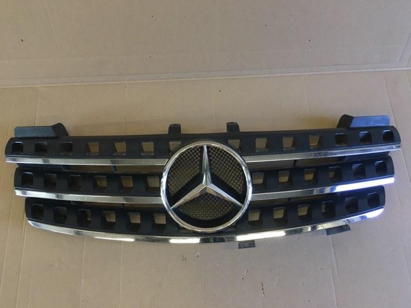 Решетка радиатора Mercedes Benz Mercedes Benz M Class Ml500 W164.175 113.964 2005
