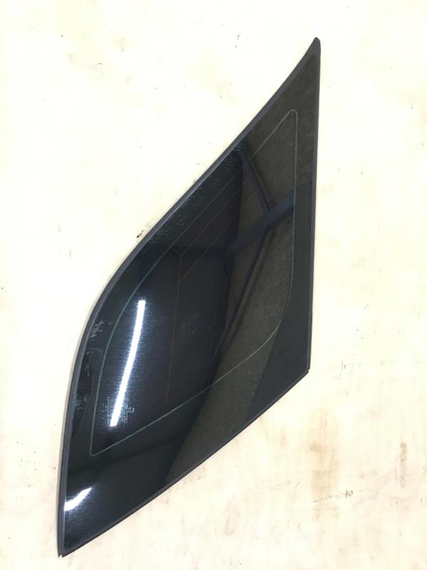 Стекло собачника Mercedes Benz Mercedes Benz M Class W164 M272E35 2006 левое