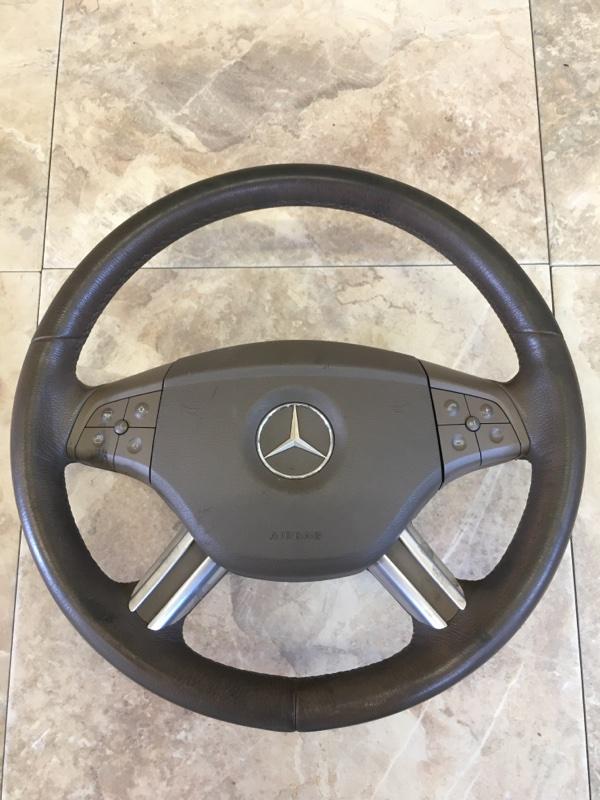 Руль Mercedes Benz Mercedes Benz M Class W164 M272E35 2006