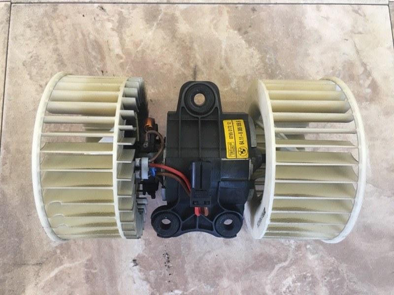 Мотор печки Bmw X5 E53 M54B30 2006