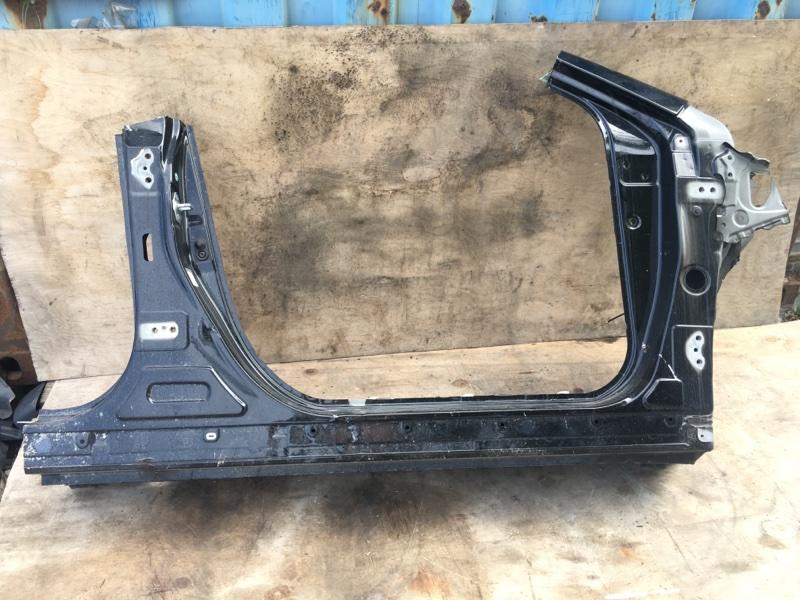 Порог Toyota Camry AVV50 2ARFXE 2500CC 16-VALVE DOHC EFI 2011 правый