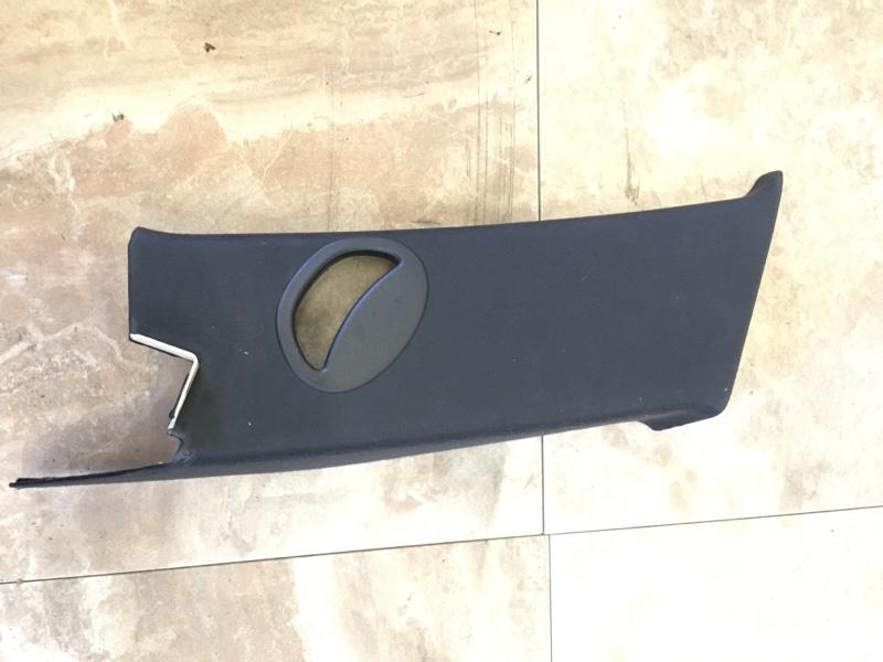 Пластик стойки Bmw X5 E53 N62B44 2006 задний правый