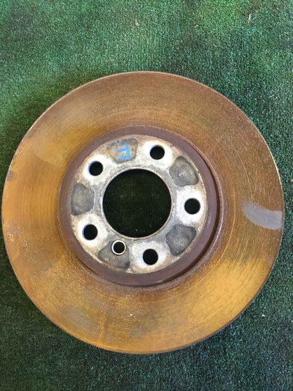 Тормозной диск Bmw X5 E53 M54B30 2006 передний