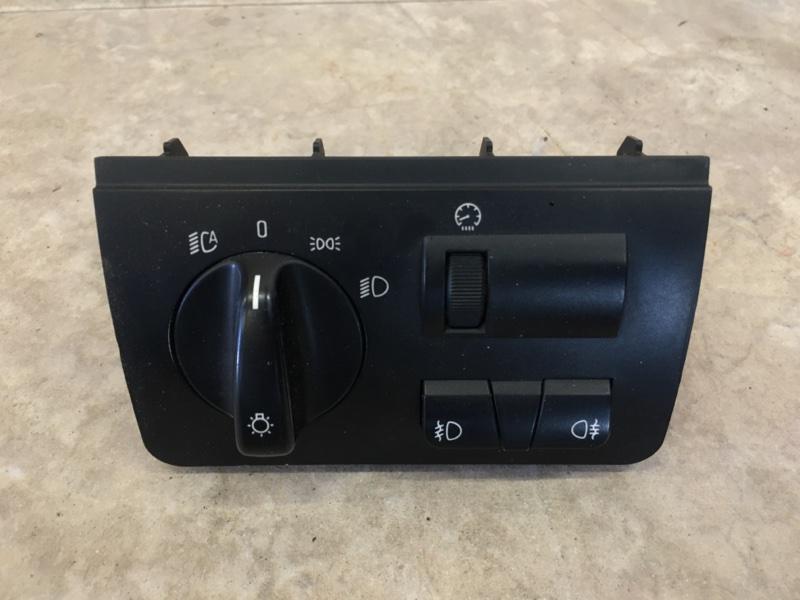 Блок управления светом Bmw X5 E53 M54B30 2006