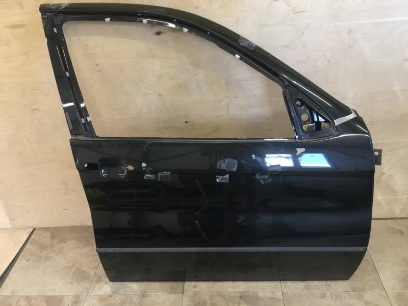 Дверь Bmw X5 E53 M54B30 2006 передняя правая
