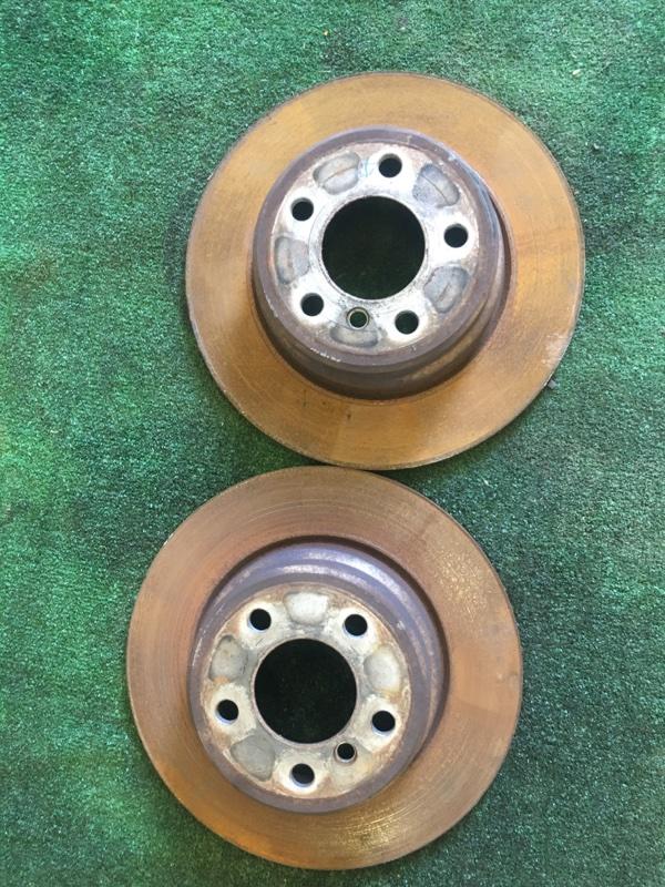 Тормозной диск Bmw X5 E53 M54B30 2006 задний