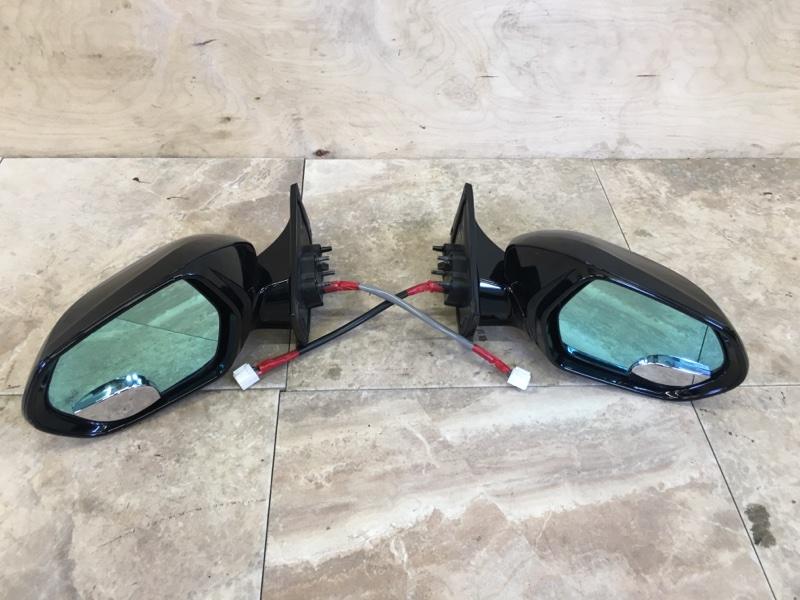 Зеркало Toyota Prius Phv ZVW52 2ZR-FXE 2017
