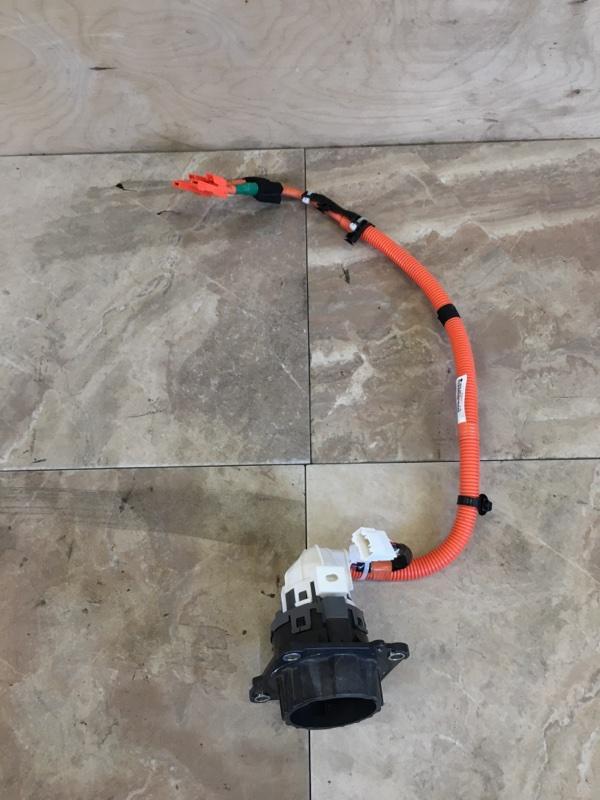 Высоковольтный кабель Toyota Prius Phv ZVW52 2ZR-FXE 2017