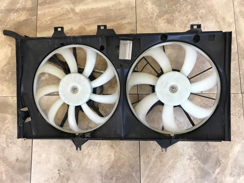Вентилятор охлаждения Toyota Camry AVV50 2AR-FXE 2012
