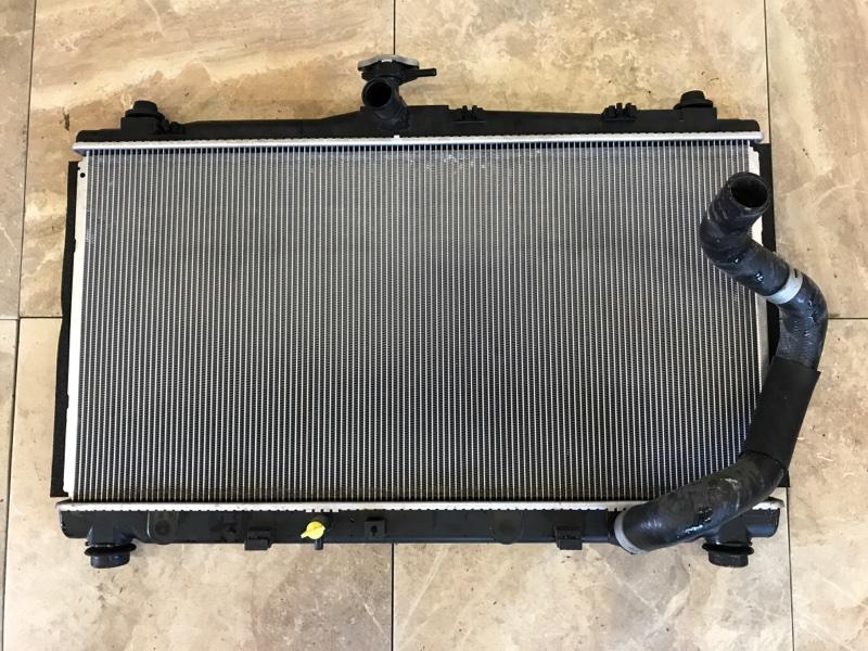 Радиатор основной Toyota Camry AVV50 2AR-FXE 2012