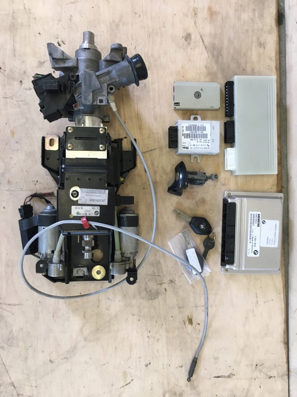 Блок управления , иммобилайзер Bmw X5 E53 M54B30 2006