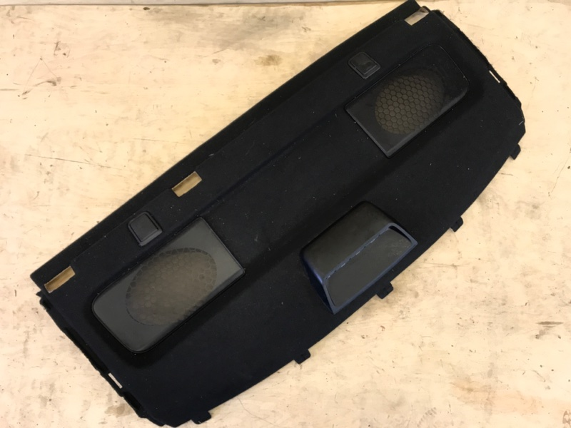 Полка багажника Toyota Camry AVV50 2AR-FXE 2012 задняя
