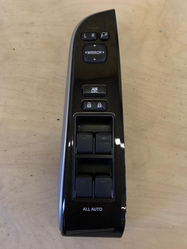 Блок управления стеклоподъемниками Toyota Camry AVV50 2AR-FXE 2012 передний правый