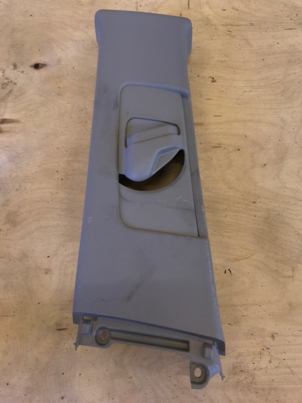 Пластик стойки Toyota Camry AVV50 2AR-FXE 2012 левый