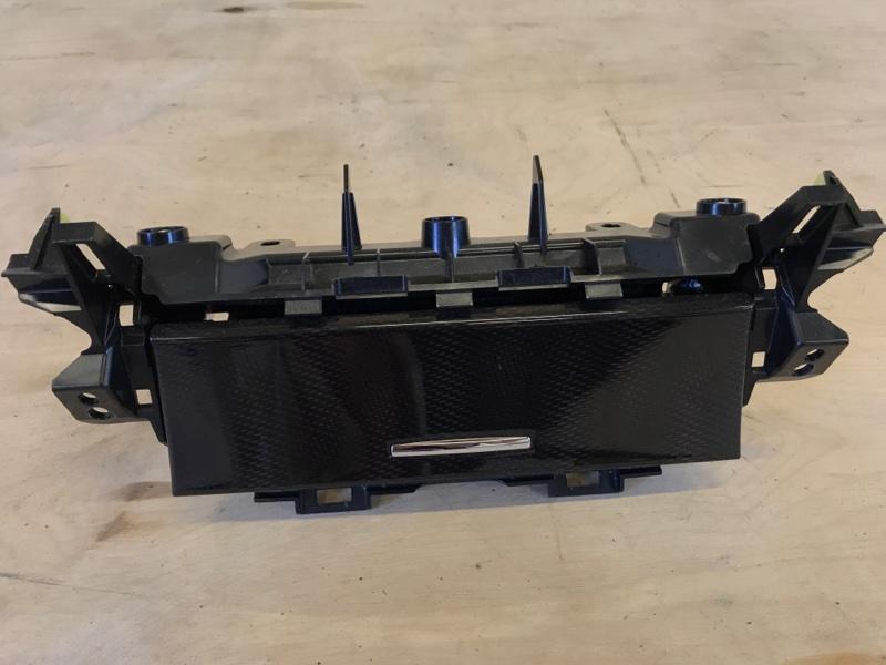 Консоль приборов Toyota Camry AVV50 2AR-FXE 2012