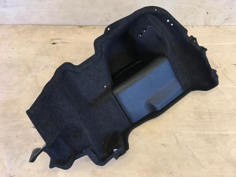 Обшивка багажника Toyota Camry AVV50 2AR-FXE 2012 правая