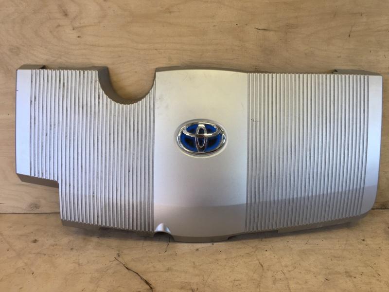 Крышка двс декоративная Toyota Prius Phv ZVW52 2ZR-FXE 2017