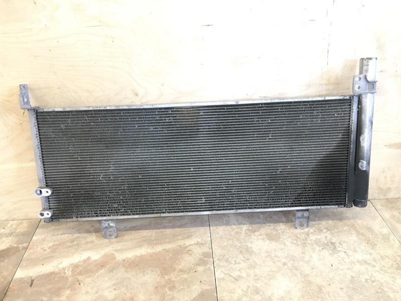 Радиатор кондиционера Toyota Camry AVV50 2AR-FXE 2012 задний правый