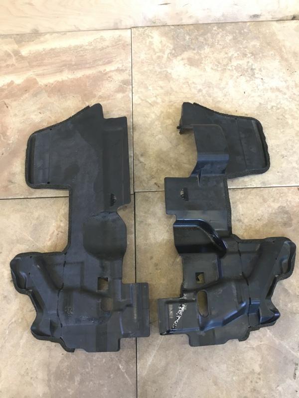 Защита радиатора Toyota Camry AVV50 2AR-FXE 2012