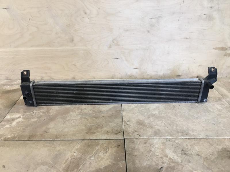 Радиатор инвертора Toyota Camry AVV50 2AR-FXE 2012
