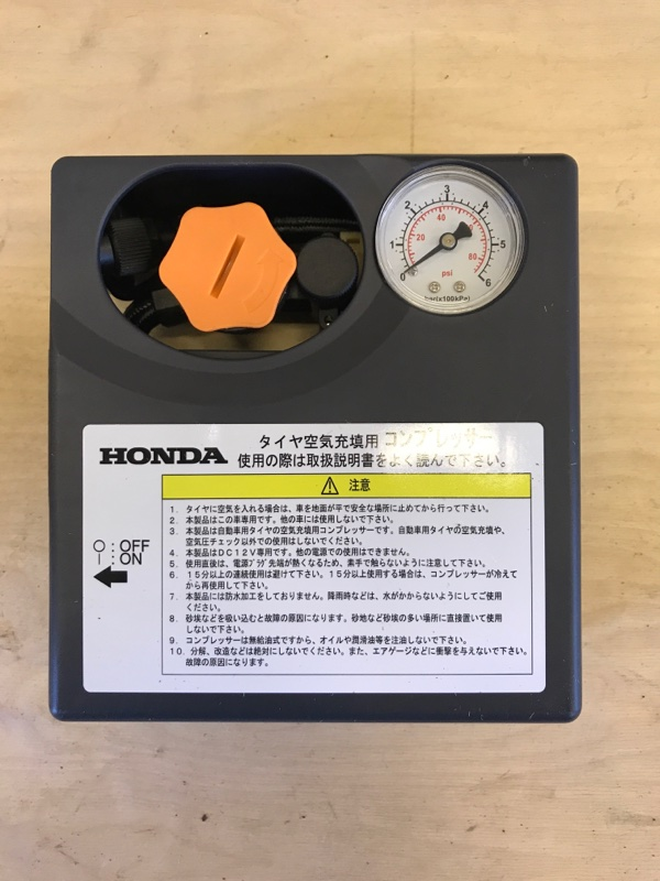 Насос накачки шин Honda Vezel RU3 LEB 2015