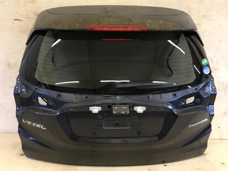 Крышка багажника Honda Vezel RU3 LEB 2015