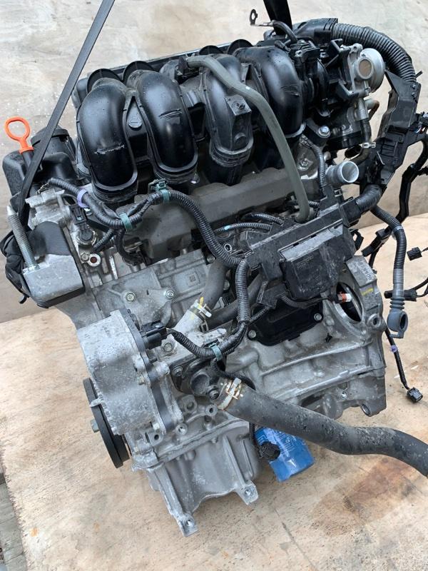 Двигатель Honda Vezel RU3 LEB 2015