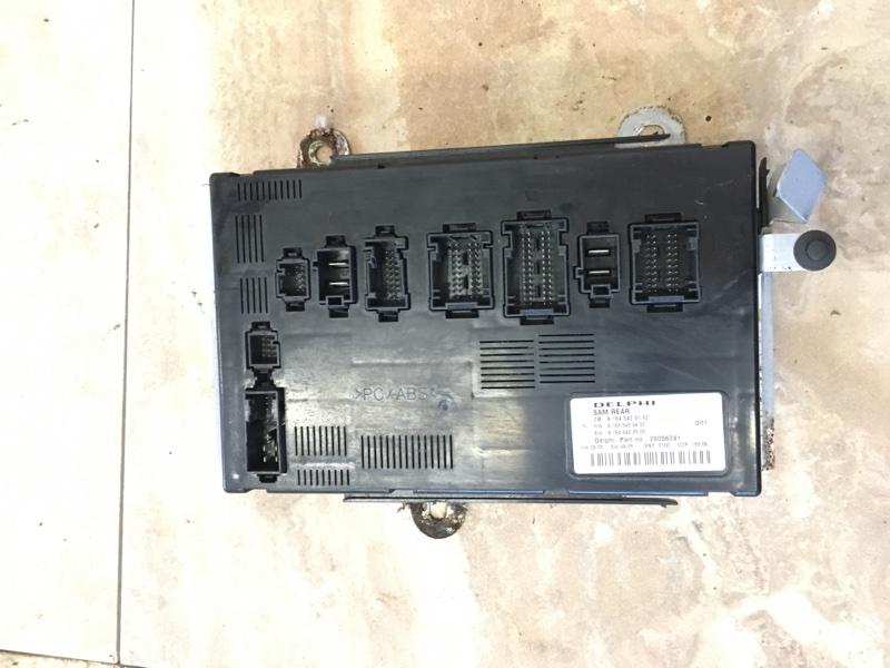 Блок управления sam Mercedes Benz Gl-Class 164.871 M272E46 2006