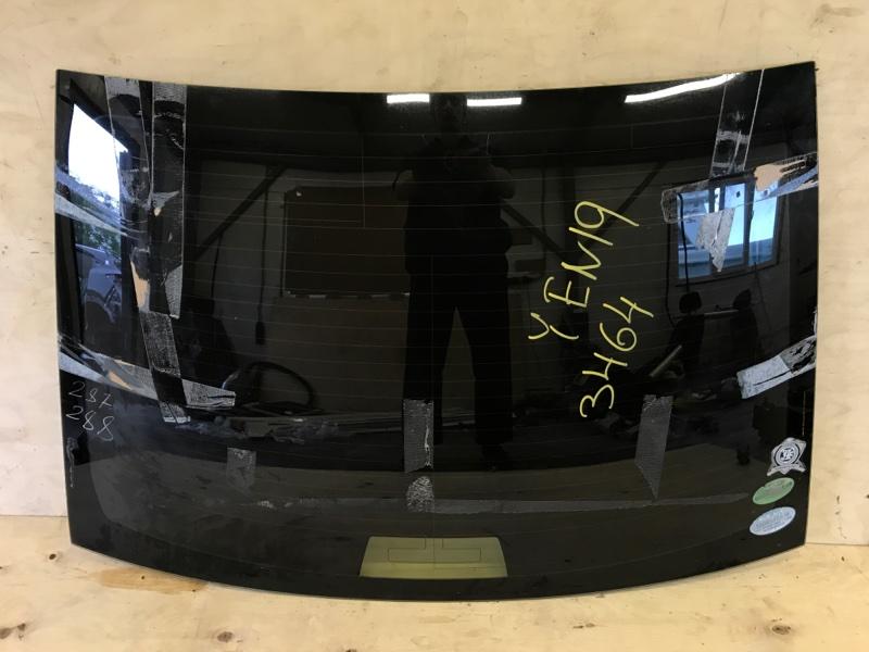 Стекло заднее Toyota Camry AVV50 2AR-FXE 2012