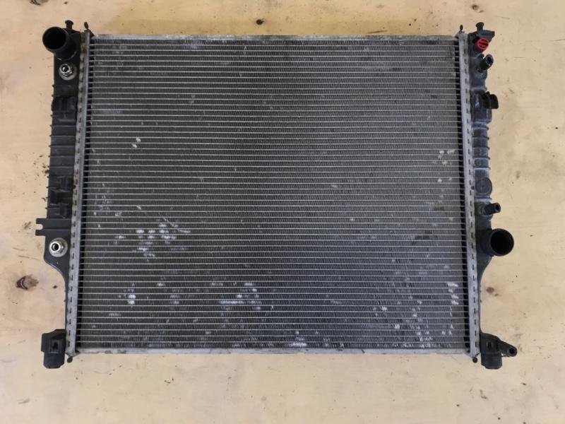Радиатор основной Mercedes Benz Gl-Class 164.871 M272E46 2006