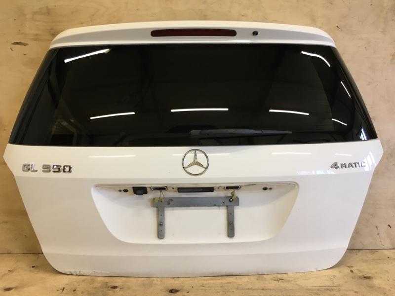 Крышка багажника Mercedes Benz Gl-Class 164.871 M272E46 2006