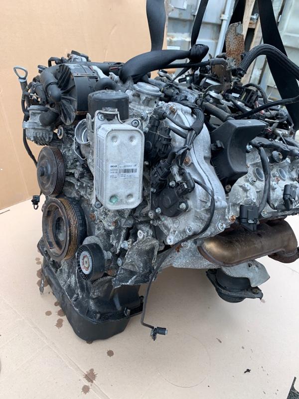 Двигатель Mercedes Benz Gl-Class 164.871 M272E46 2006