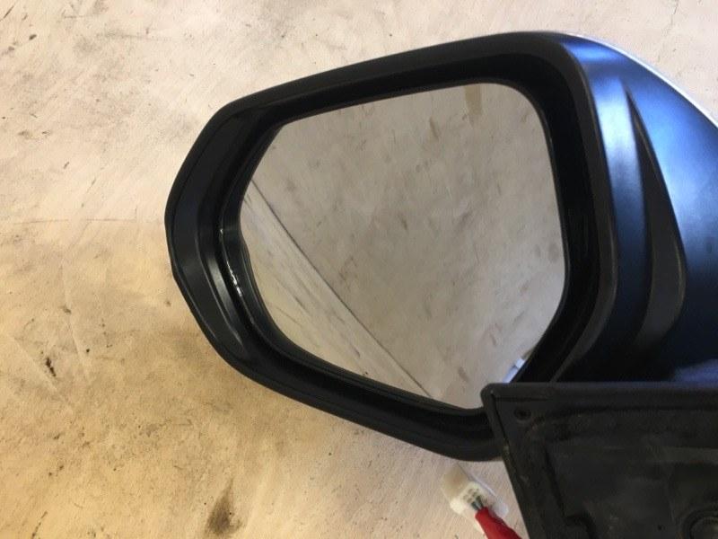 Зеркало Toyota Prius ZVW50 2ZR-FXE 2016