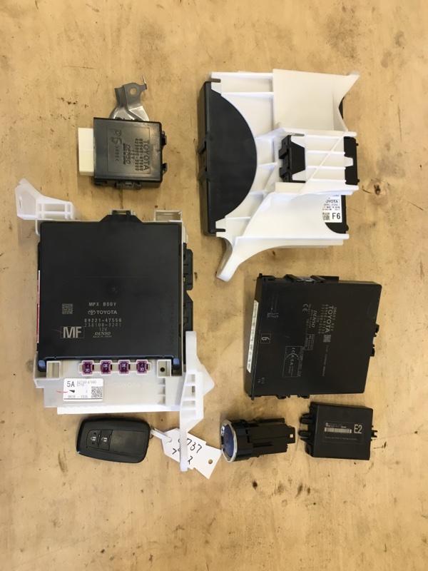 Блок управления , иммобилайзер Toyota Prius ZVW55 2ZR-1NM-1MM 2019